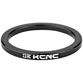 "KCNC Headset Spacer 1 1/8"" 3mm czarny"
